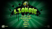 Video Game: I, Zombie