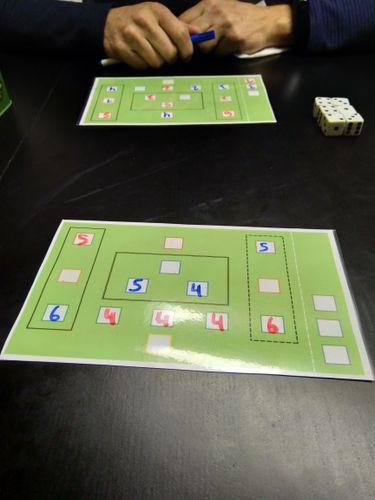Board Game: King of Football