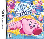 Video Game: Kirby Mass Attack