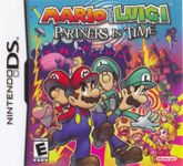 Video Game: Mario & Luigi: Partners in Time