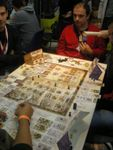 Board Game: Comuni