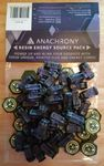 Board Game Accessory: Anachrony: Resin Energy Source Pack