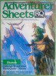 RPG Item: Adventurer Sheets: Human