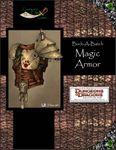RPG Item: Buck-A-Batch: Magic Armor