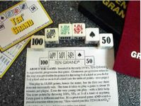 Board Game: Ten Grand The Dice Game