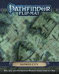 RPG Item: Pathfinder Flip-Mat: Sunken City