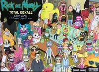 Thumbnail for Rick and Morty: Total Rickall Card Game