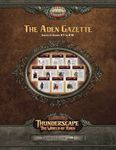 RPG Item: The Aden Gazette Compendium 01 (Savage Worlds)