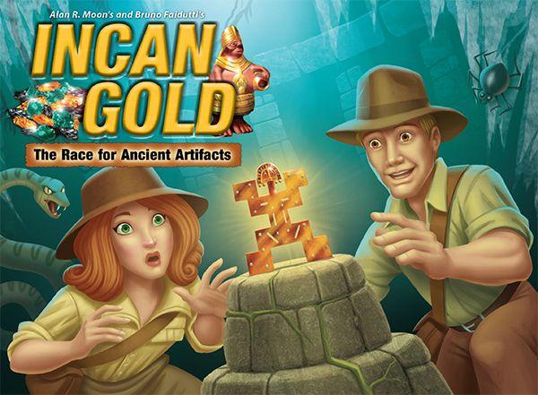 Incan Gold (2018 Edition)
