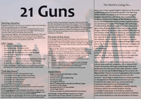 RPG Item: 21 Guns