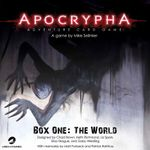 Board Game: Apocrypha Adventure Card Game: Box One – The World