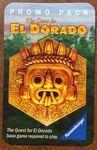 Board Game: The Quest for El Dorado: Promo Pack