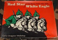 Board Game: Red Star/White Eagle: The Russo-Polish War, 1920