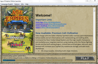 Video Game: Age of Empires Online