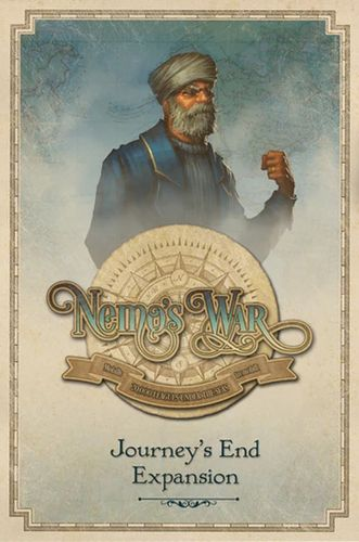 Board Game: Nemo's War (Second Edition): Journey's End Expansion