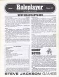 Issue: Roleplayer (Issue 4 - Feb 1987)