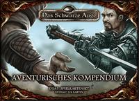 RPG Item: Spielkartenset Aventurisches Kompendium