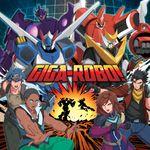 Board Game: Giga-Robo!