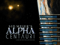Video Game Compilation: Sid Meier's Alpha Centauri Planetary Pack