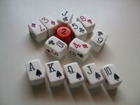 Board Game: Peg Poker