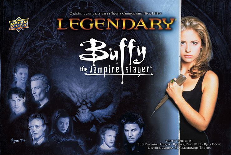 Image result for legendary encounters Buffy