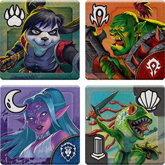 Board Game: Small World of Warcraft
