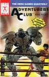 Issue: Adventurers Club (Issue 14 - Fall 1989)