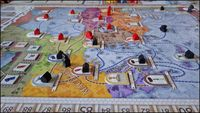 Board Game: Concordia: Salsa