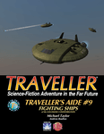 RPG Item: TA9: Traveller's Aide #9: Fighting Ships of the Solomani Confederation