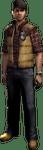 Character: Travis Grady