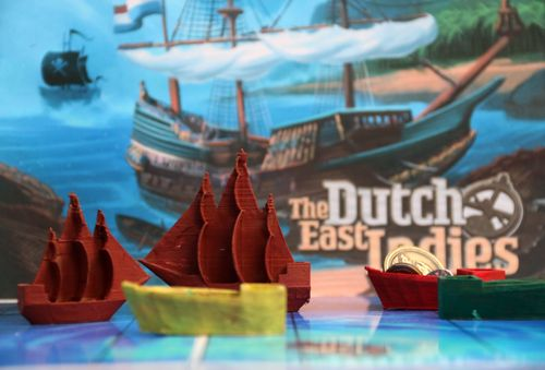 Board Game: The Dutch East Indies