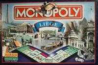 Board Game: Monopoly: Liège