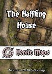 RPG Item: Heroic Maps: The Halfling House