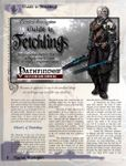 RPG Item: Racial Ecologies: Guide to Fetchlings