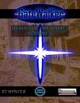 RPG Item: GateWalker: Heroes of the Wastes, Volume 4