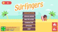Video Game: Surfingers