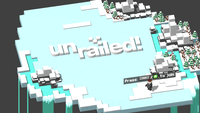 Video Game: Unrailed!