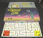 Board Game: The Twilight Zone Game