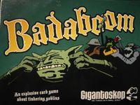 Board Game: Badaboom