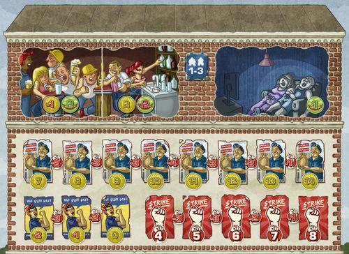Board Game: Feierabend
