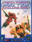 RPG Item: Mekton Mecha Manual: Volume One