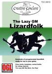 RPG Item: The Lazy GM: Lizardfolk