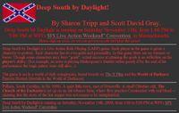 RPG Item: Deep South by Daylight
