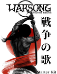 RPG Item: Warsong Second Edition Starter Kit