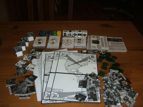 Board Game: Eldritch Express