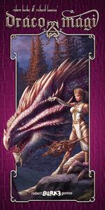 Draco Magi Cover Artwork