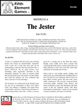 RPG Item: The Jester