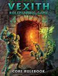 RPG Item: Vexith Core Rulebook