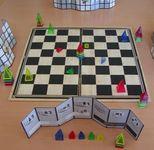 Board Game: RAMbots