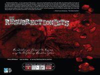 RPG Item: The Resurrectionists